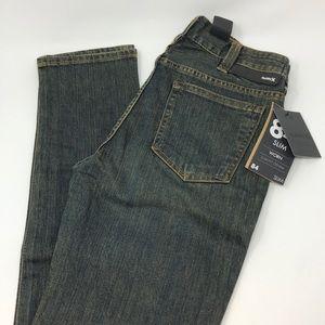Hurley Men's Worn Slim Fit Jeans 1B